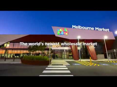 The Melbourne Market