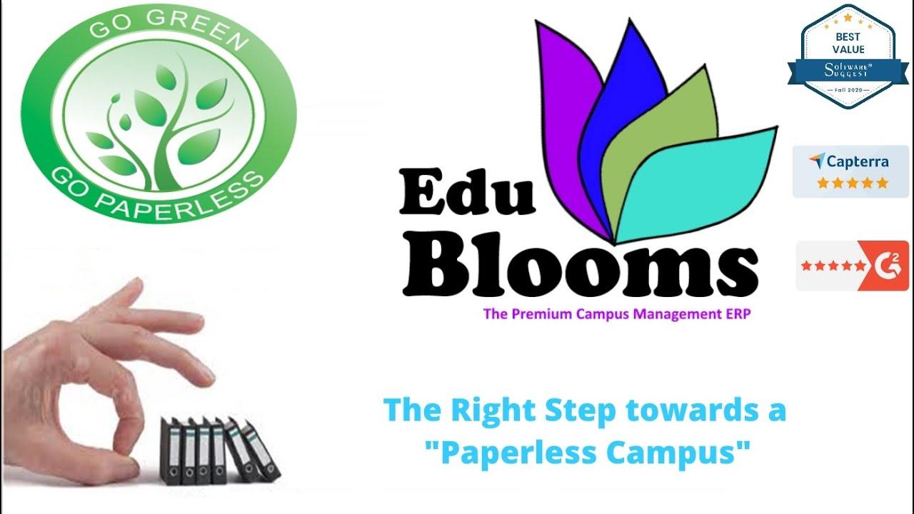 EduBlooms - The Premium School Management System