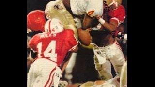 1994 Orange Bowl #1 Florida State (11-1) vs. #2 Nebraska (11-0)