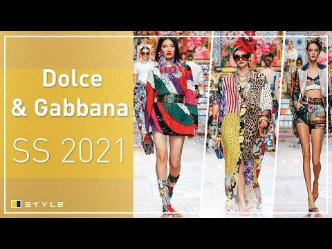 @Dolce & Gabbana | Spring Summer 2020/2021 - Full show