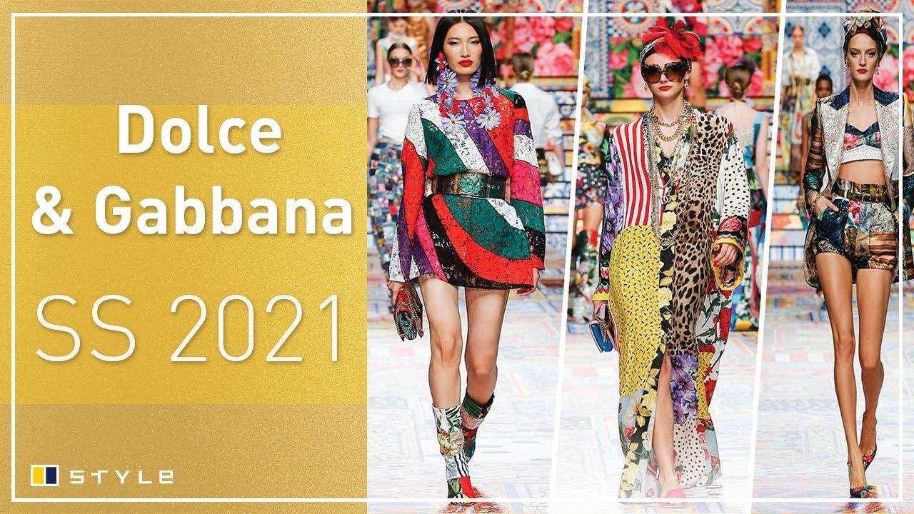 Dolce & Gabbana | Spring Summer 2020/2021 - Full show