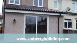 How To Build A Single Storey Home Extension In Sidcup Kent In Six Weeks