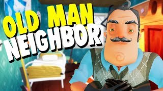 THE NEIGHBOR GOT OLD! (Hello Neighbor in 20 Years?!) | Hello Neighbor Mod Gameplay