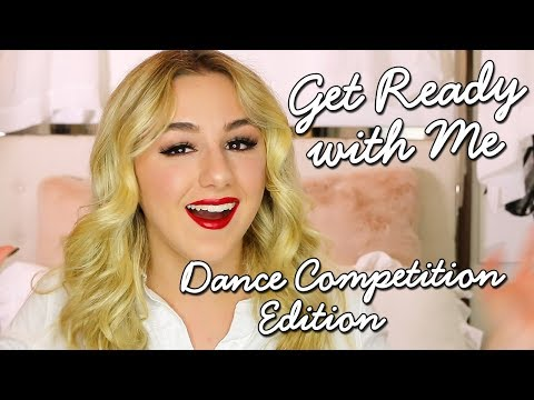 GRWM: Dance Competition | Chloe Lukasiak