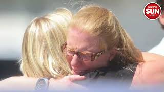 Funeral service held for Lisa Gibson and her two children