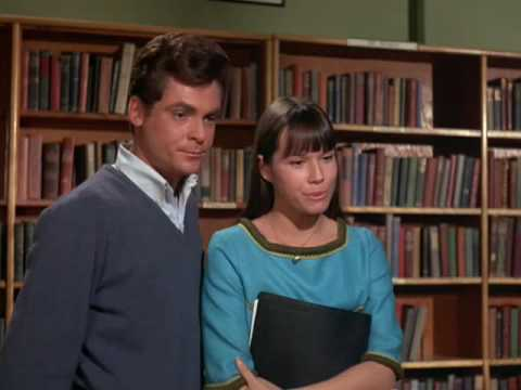 "Barbara Hershey - Scene from "" Gidget "" 1966"