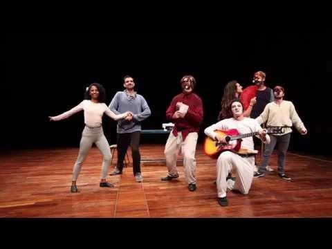 Canovaccio 1 Final Show Stage Internazionale Di Commedia Dell'Arte Directed By Antonio Fava