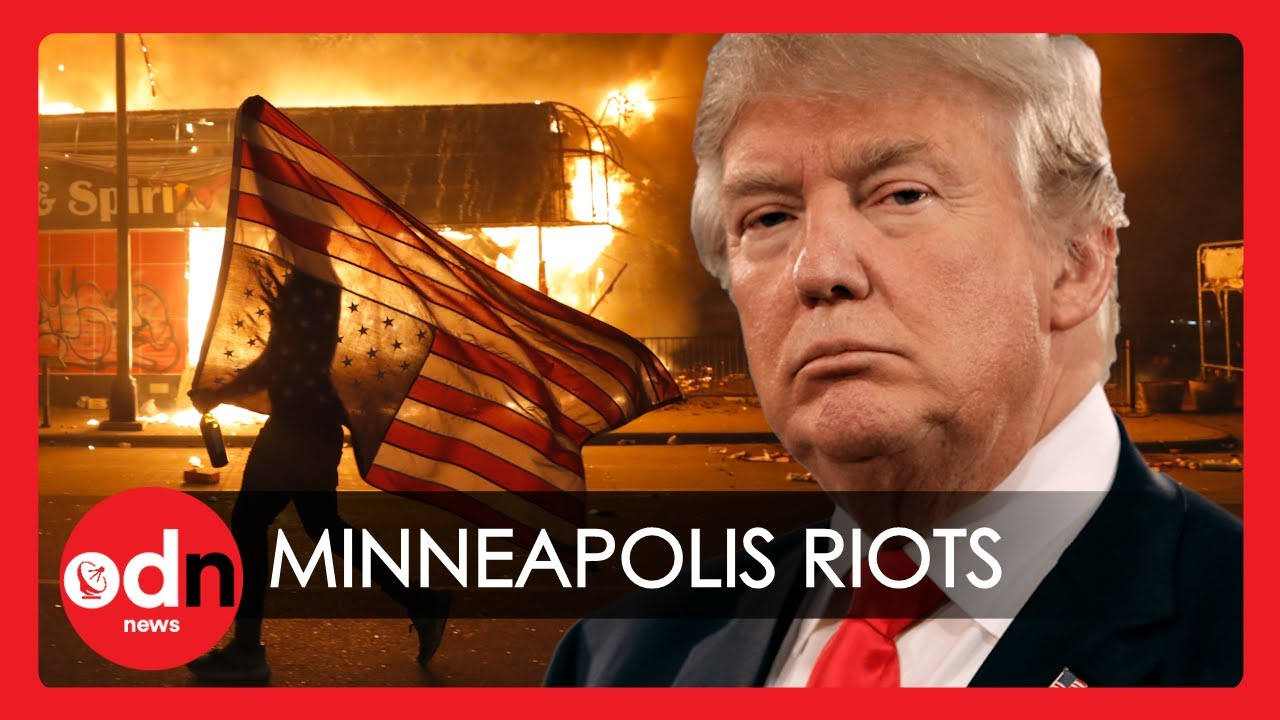 Minneapolis Riots: 'When the Looting Starts, the Shooting Starts ...