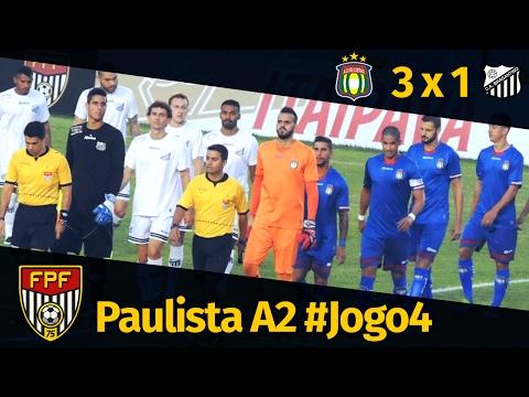 São Caetano 3x1 Bragantino - PaulistãoA2 #Jogo04