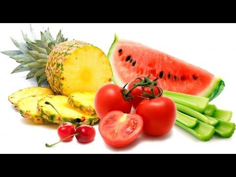 alimentos naturales para eliminar liquidos