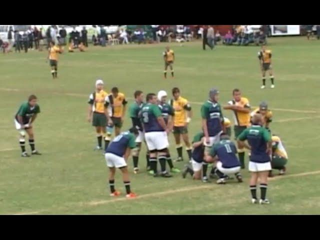Augsburg Landbougimnasium vs  HS Vredendal 0/19A Rugby