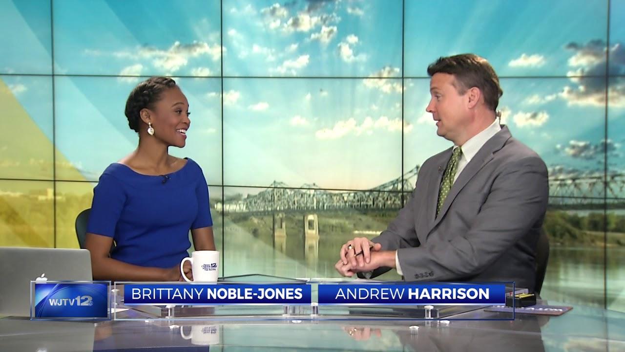 Brittany Noble Jones on WJTV 2015 by Brittany Noble Jones