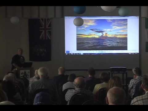 """Tony Probst & Marie Christian Thomas on """"A Photographic Journey through Pitcairn's Present and Past"""""""