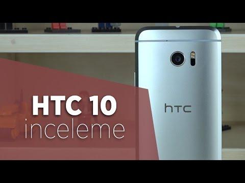 """HTC 10 İnceleme """"En İyi Telefon Olabilir mi?"""""""