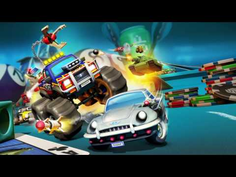 Announcing: Micro Machines World Series [FR]