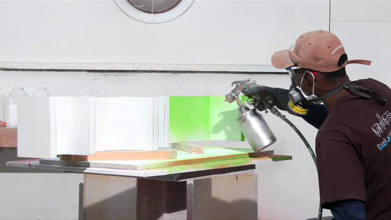 Ventajas del MDF al ser expuesto a lacas o pinturas de poliuretano ...