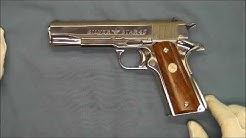 Colt Silver Star .45 Government Model 1911 1911A1