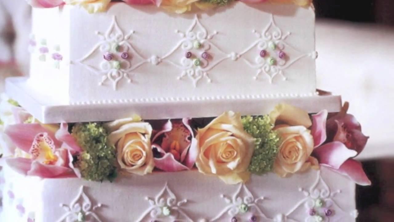 Italian Wedding Planner Veronica Regis The Wedding Cake YouTube