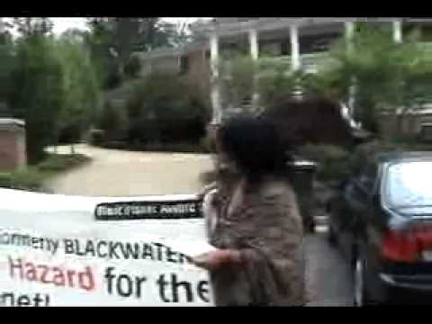 Eric Prince Blackwater Black Planet Award