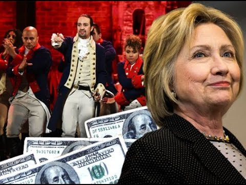 For $100k You Can Sit Next To Hillary At A Broadway Play!