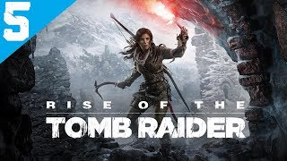 Rise of the Tomb Raider - Parte 5