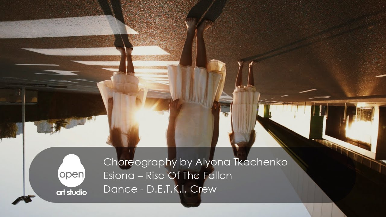 Esiona – Rise Of The Fallen - Choreography by Alyona Tkachenko - Dance  D.E.T.K.I. Crew