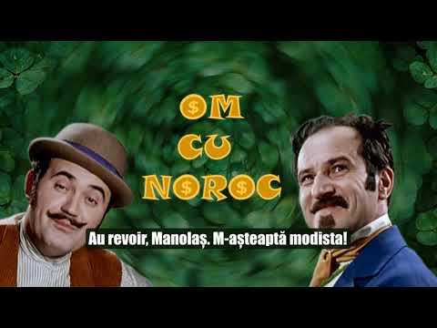 Om cu noroc! cu Ștefan M.-Brăila, Dem Rădulescu, Radu Belgian 🎭 Teatru Radiofonic Subtitrat