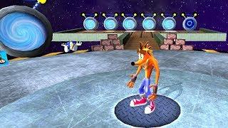 Crash Bandicoot Adventure  Crash amp; Sonic Fangame