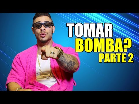 VLOG DO MONSTRO - TOMAR BOMBA? Parte 2