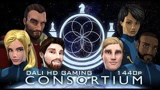 Consortium PC Gameplay FullHD 1440p