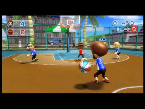 Wii SportsResort(ウィースポーツリゾート) Gameplay2 (Wii)
