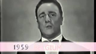 50s Belgium in Eurovision