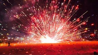 July 5th Fireworks Firecracker ALLEY part3 *IT GETS INSANE*