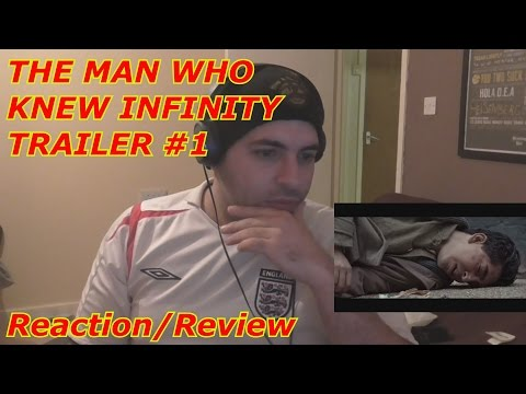 The Man Who Knew Infinity Official Trailer #1 Reaction/Review