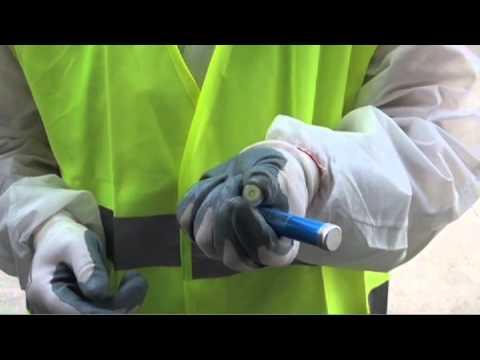 Jet Fuel Test - CASRI Water Detector