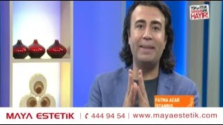 Lazer Epilasyon - Buz Lazer - Maya Estetik - Dr.Nihat Dik