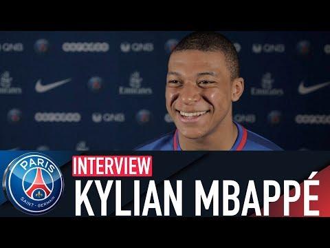 INTERVIEW KYLIAN MBAPPE (UK🇬🇧)