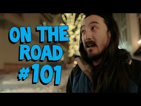 Steve Aoki @ Sundance Film Festival 2014 - On The Road W/ Steve Aoki #101