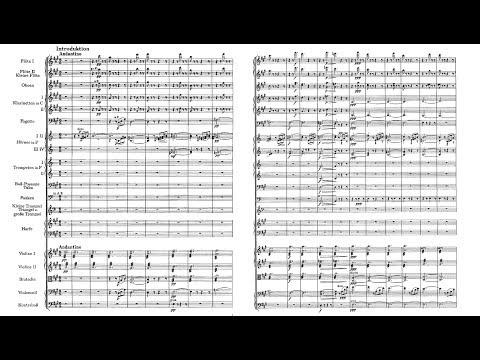 The Blue Danube Op. 314 - Johann Stauss II (Score)