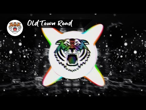 Lil Nas X ➤ Old Town Road[Bass Boosted]
