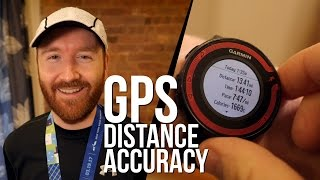 Why does my GPS watch measure distance wrong?