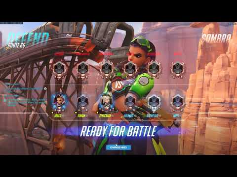 Nuel Overwatch | Game 2 Keele vs. Oxford Brookes Uni | Route 66