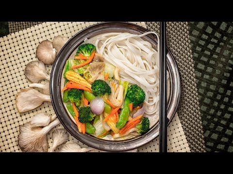 【Short Version】Thai Braised Vegetables – (Vegan)