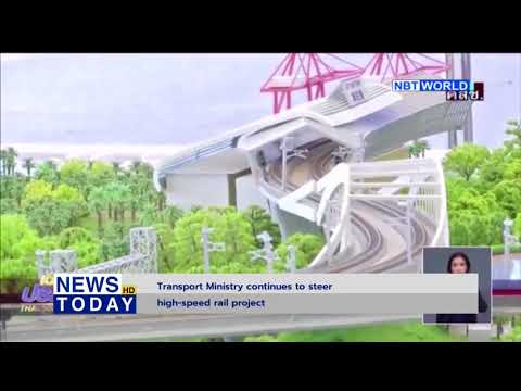 Transport Ministry continues to steer high-speed rail project