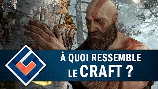 GOD OF WAR : Le point sur le CRAFT | GAMEPLAY FR