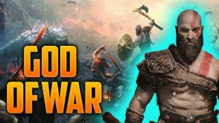 GOD OF WAR 4 (2018) -  NEW demo Gameplay Trailer in 4K (2018) PS4 PRO 🎮🎮
