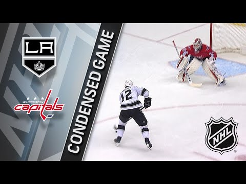 11/30/17 Condensed Game: Kings @ Capitals