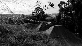 Andreu Lacondeguy & Kyle Baldock: Unit Farm Jam 2013 Dirt Jump Session