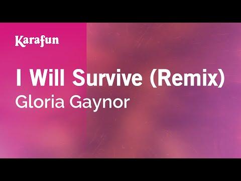Karaoke I Will Survive (Remix) - Gloria Gaynor *