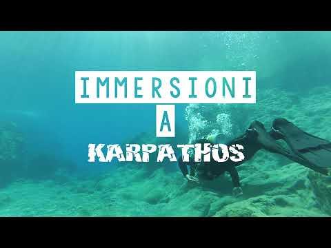 immersioni a #karpathos